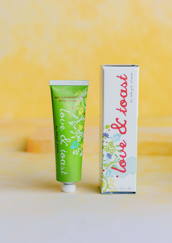 Love & Toast Hand Creme | Gin Blossom | Beauty & Wellness | $12
