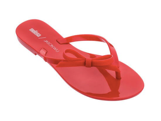 Melissa Harmony | Red | Sandals | $75