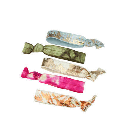 Kitsch Hair Ties | Easel | Hair Accessories | $8