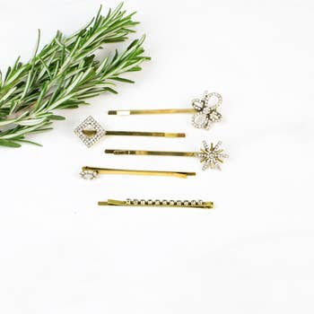 Funky Monkey Bobby Pins | Evelyn | Hair Accessories | $12