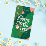 FaceTory Mask Single| Soothe Me Tea Tree | Beauty & Wellness | $3