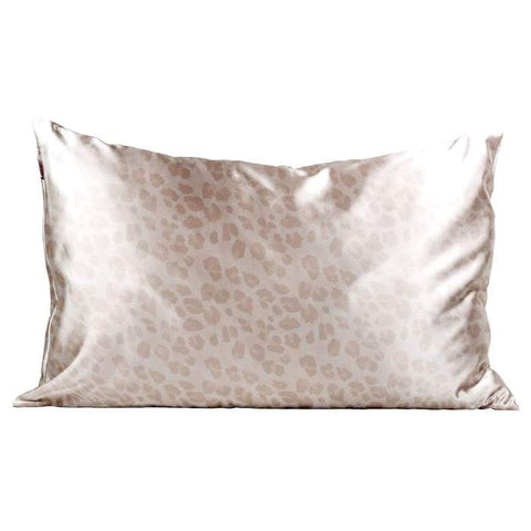 Kitsch Satin Pillowcases | Leopard | Beauty & Wellness | $19