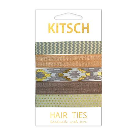 Kitsch Hair Ties | Mirage | Hair Accessories | $8