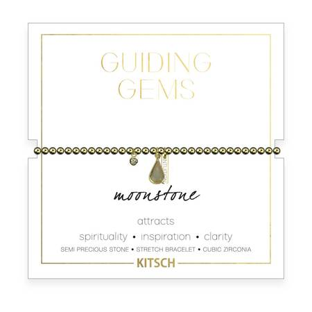 Kitsch Guiding Gems Charm Collection | Multi | Bracelets | $22