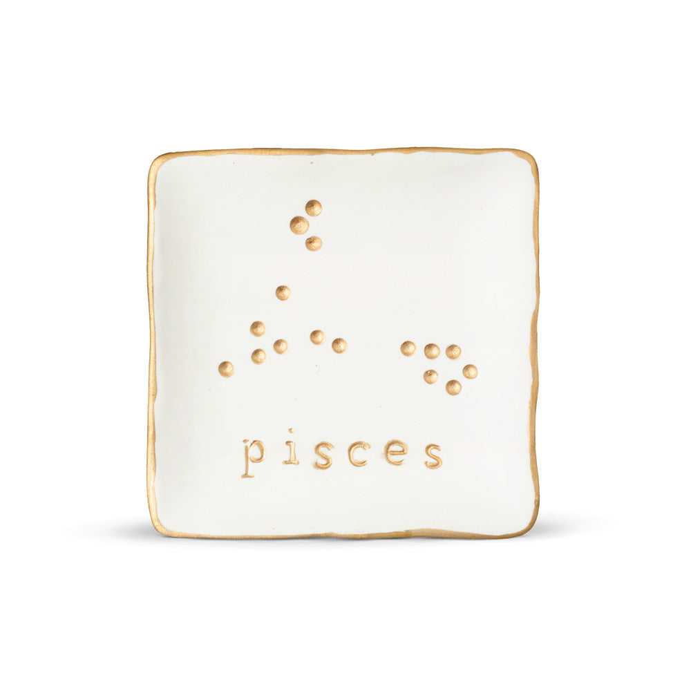 Finchberry Zodiac Soap Dish | Pices | Home & Gifts | $12