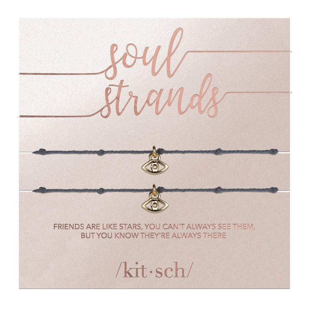 Kitsch Guiding Soul Strands | Evil Eye | Bracelets | $15