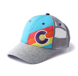 YoColorado Kids State Incline Trucker Collection | Multi | Hats | $30