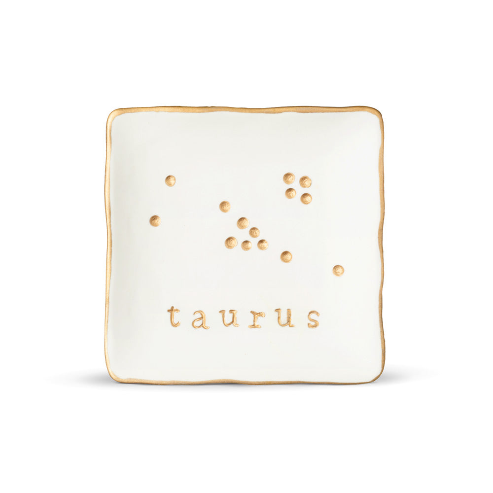 Finchberry Zodiac Soap Dish | Taurus | Home & Gifts | $12