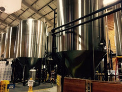 Inside Rogue Ales Brewery