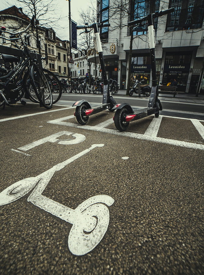 E-scooter Law