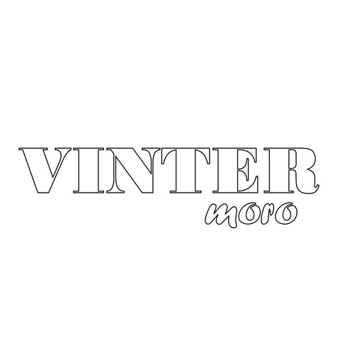 Vinter moro (digitalt stempel)