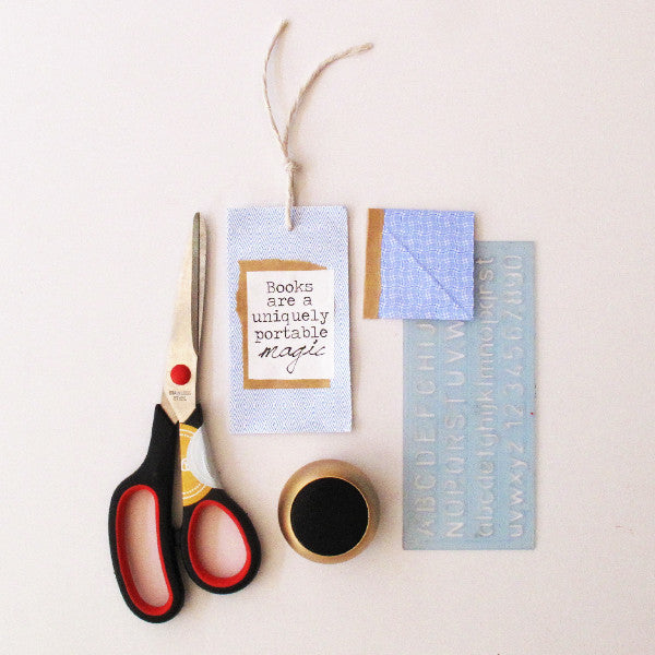 DIY Envelope Bookmarks