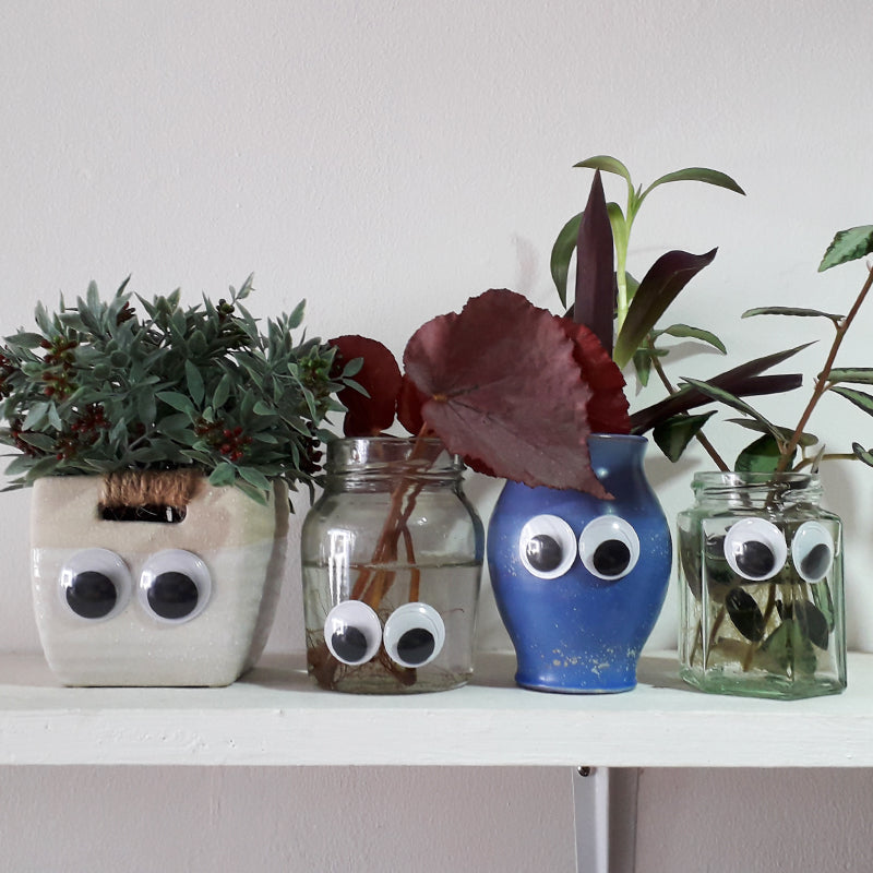Googly Eyes For Halloween! Short & Simple DIY