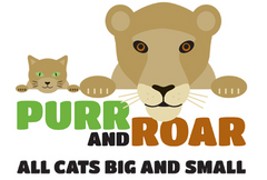 Purr and roar