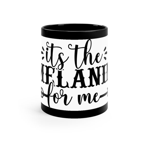 Melanin 11oz Black Mug