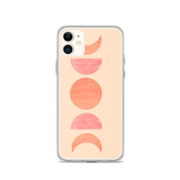 Phases iPhone Case