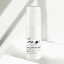 Load image into Gallery viewer, Cryogel Roll-On Pain Relief Gel