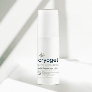 Cryogel Roll-On Pain Relief Gel