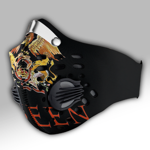 Queen Band Logo PM 2,5 Face Mask