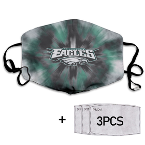 Philadelphia Eagles Full printed Face Mask