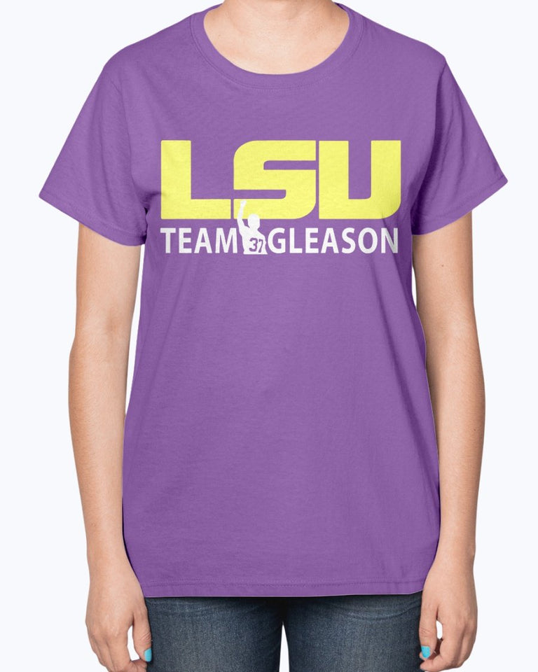 LSU - TEAM 37 GLEASON SHIRT