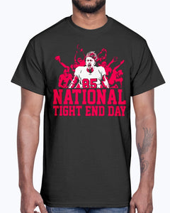 NATIONAL TIGHT END DAY SHIRT