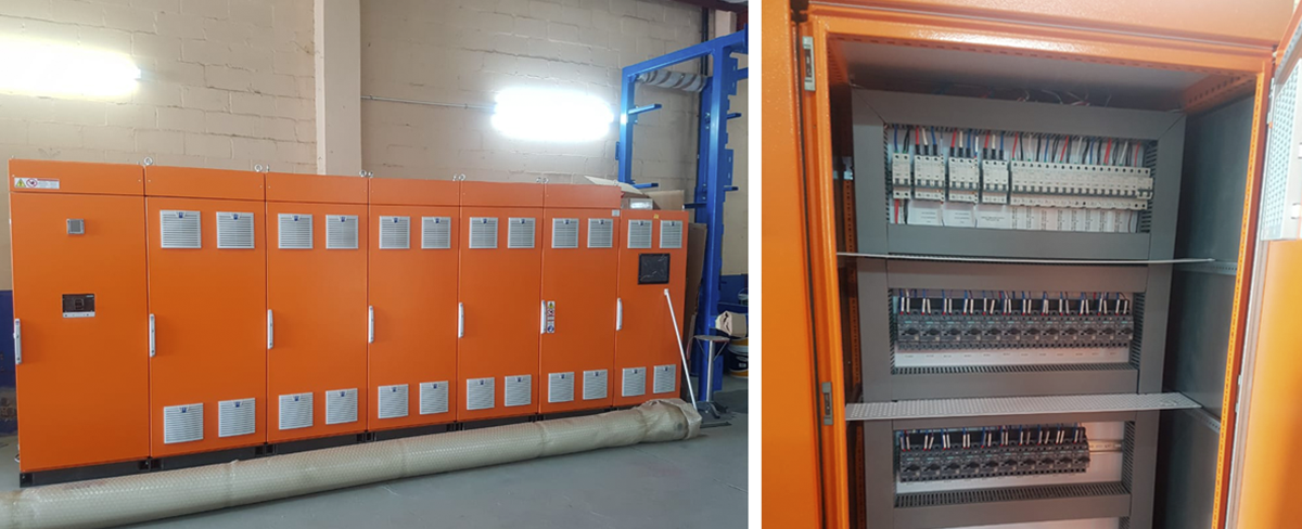 Power Distribution Solution for KZN Water Facility