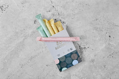 Mixed Absorbency Tampons