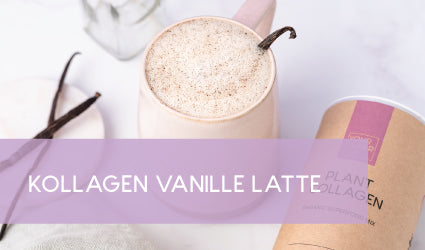 Kollagen Vanille Latte