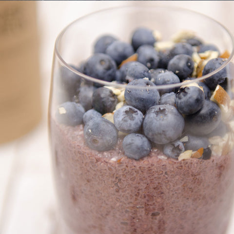 forever beautiful chia pudding your superfoods