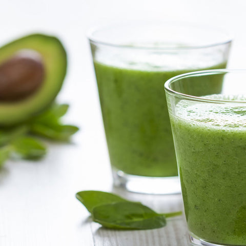 green energy smoothie energy bomb mix your superfoods