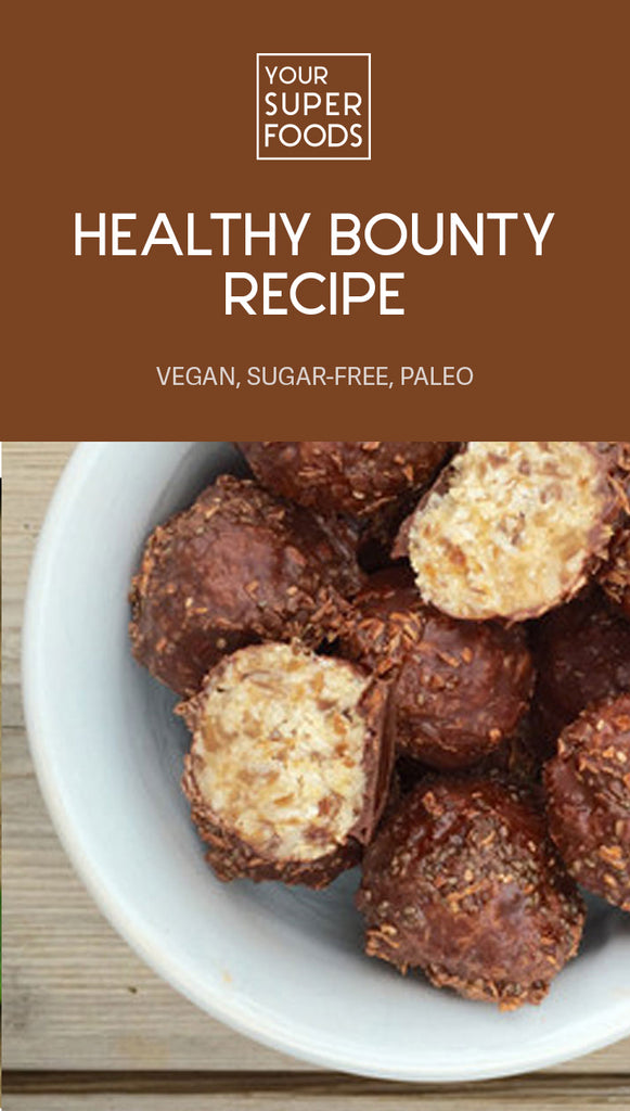 healthy bounty recipe