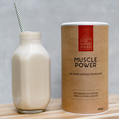 Muscle Power Protein