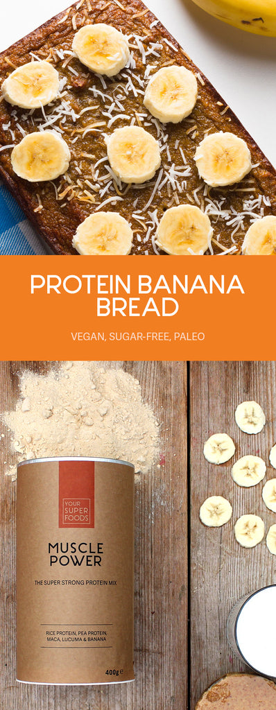 protein banana bread muscle power