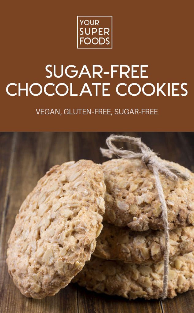 sugar-free chocolate cookies