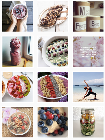 instagram your superfoods inspiration