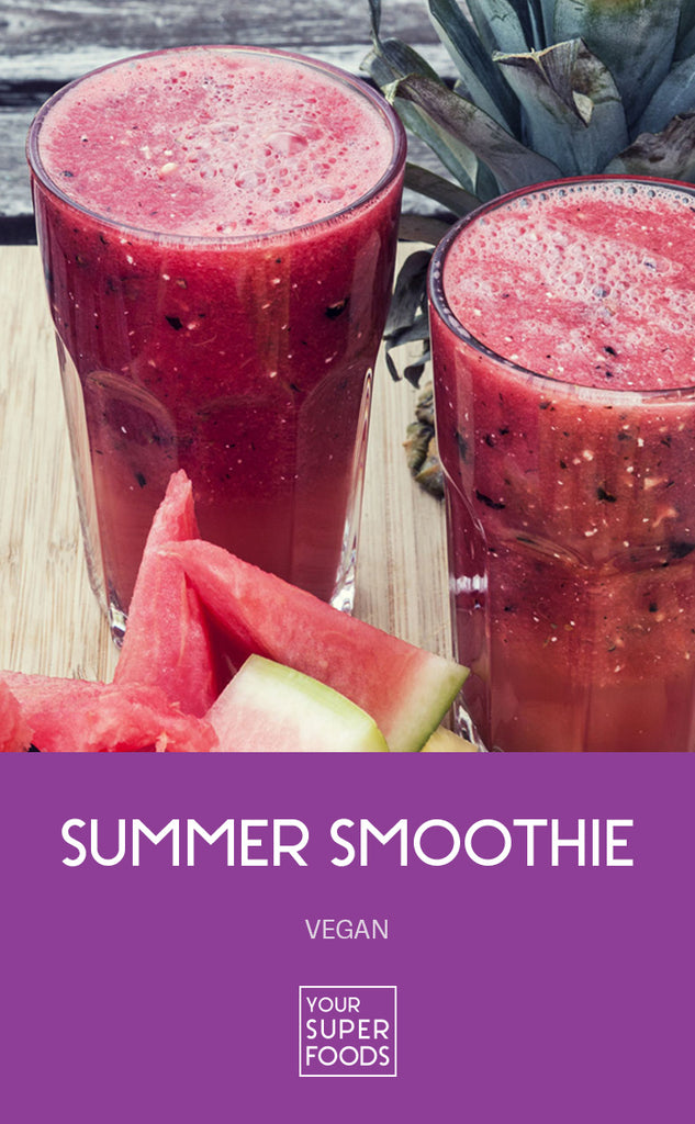 summer smoothie forever beautiful