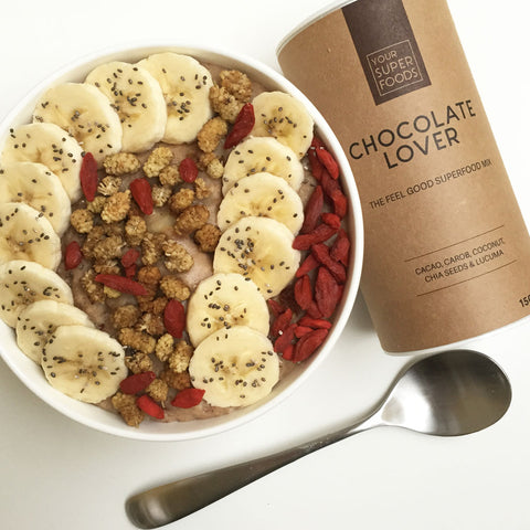the best chocolate oatmeal chocolate lover your superfoods