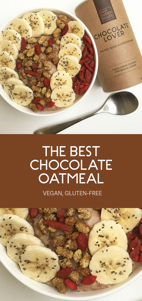 the best chocolate oatmeal