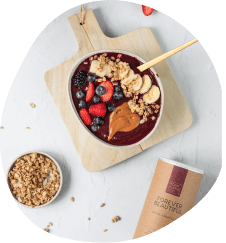 FOREVER BEAUTIFUL SMOOTHIE BOWL