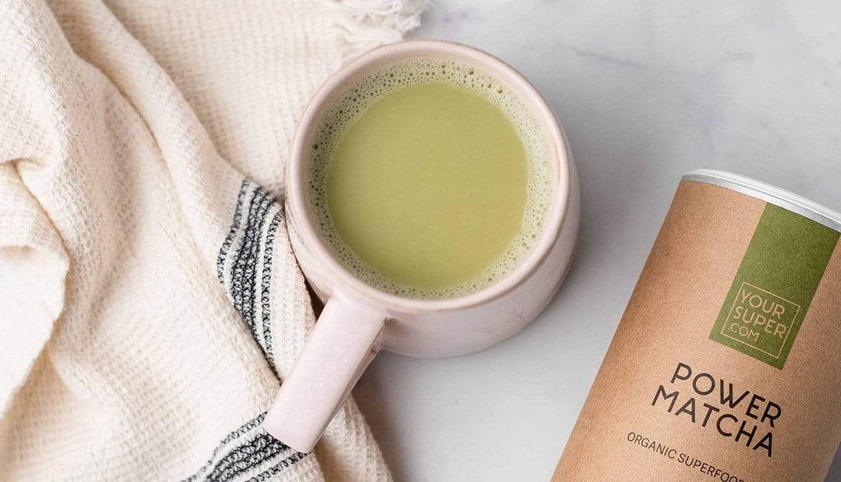 Latte Bundle Power Matcha