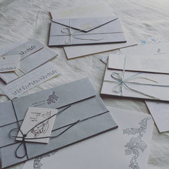 japanese stationery and letter sets