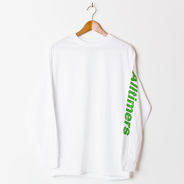 Alltimers Sears White L/S