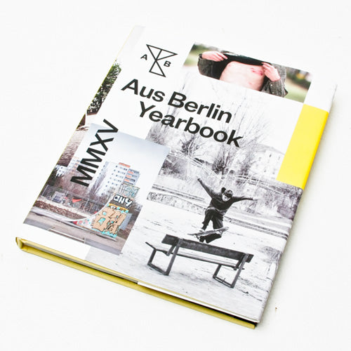 DPY Editions: Aus Berlin Yearbook 2015 RESTOCK