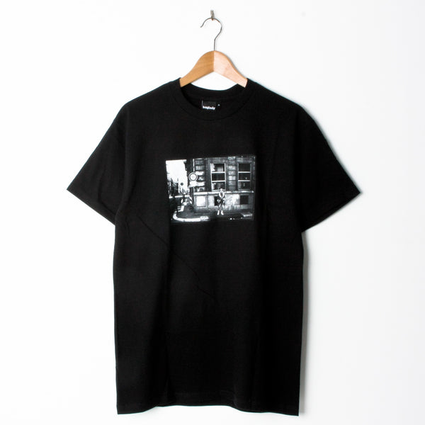 Baglady Marseille Clown T Shirt Black