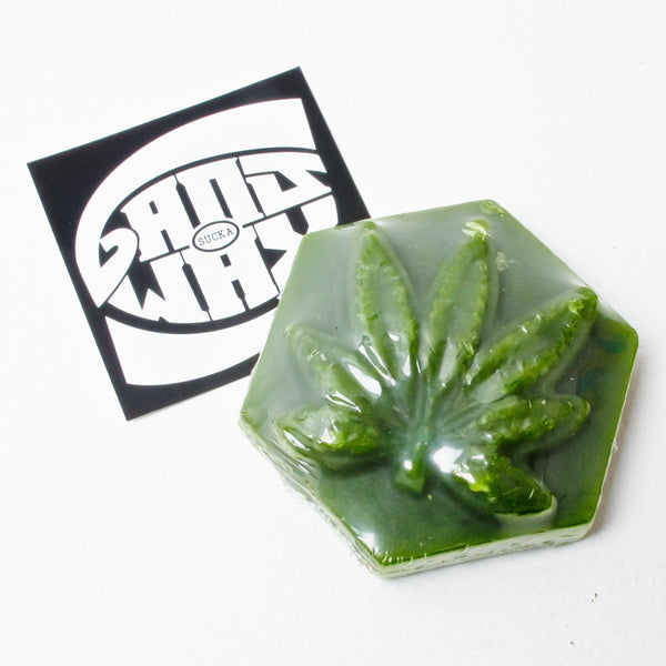 Ganj Wax Dark Green Large