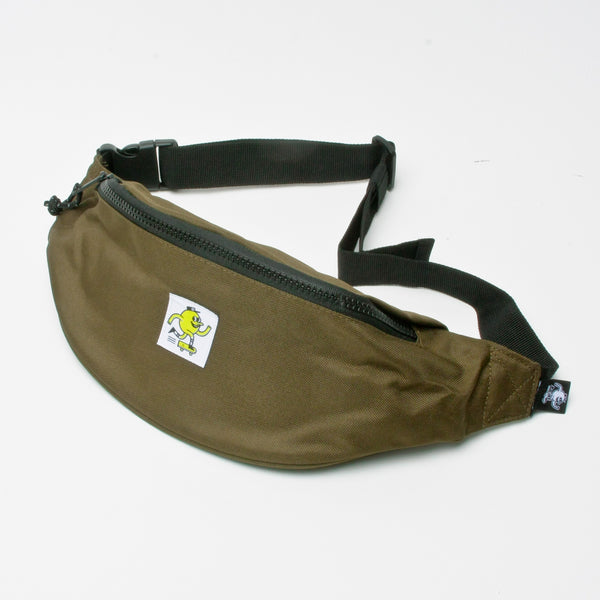 Blast Skates Swatch Shoulder Bag Olive