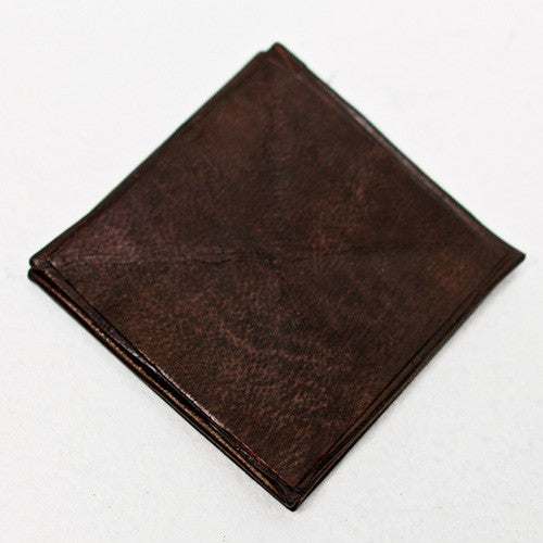 MAGENTA MORROCAN COIN HOLDER BROWN