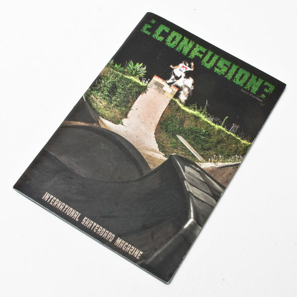 Confusion Issue 14
