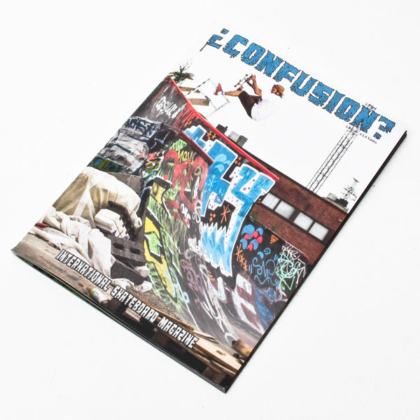 Confusion Issue 16